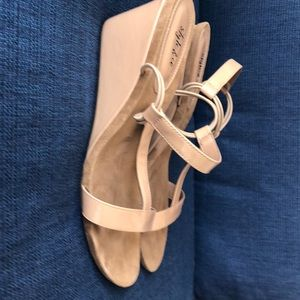 Style & Co Strappy Sandals - 10